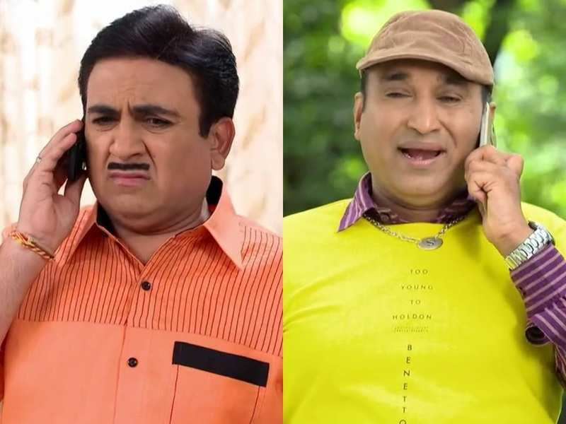 Taarak Mehta Ka Ooltah Chashmah update August 19: Sundar calls Jethalal to  share a bad news - Times of India