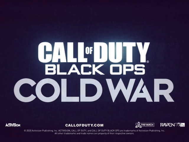 Call of Duty Black Ops Cold War confirmed, trailer launched