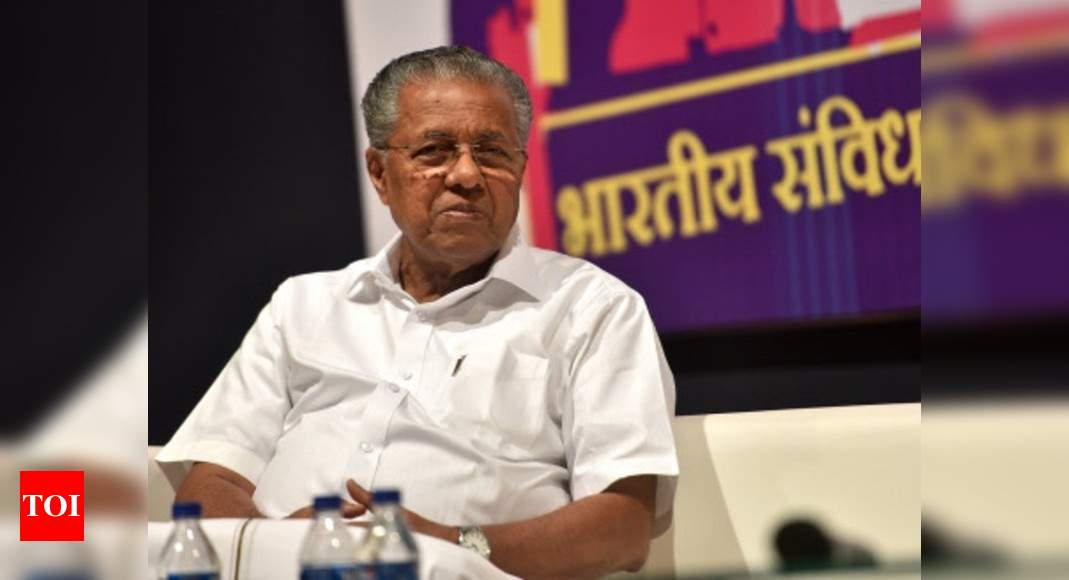 Kerala parties unite to fight airport lease - Times of India