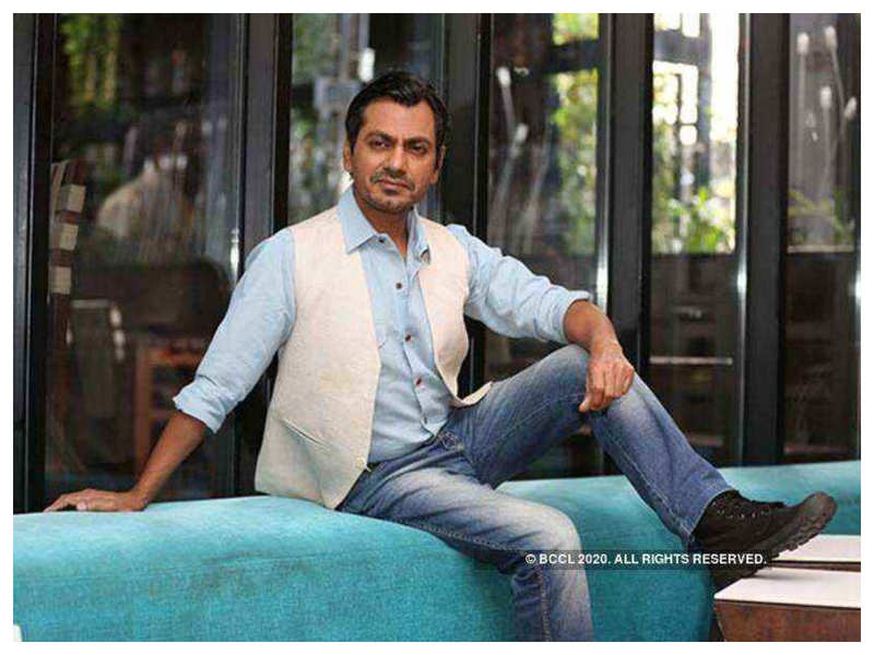 Entertainment Nawazuddin Siddiqui says Bollywood's formula films don't require talented actors