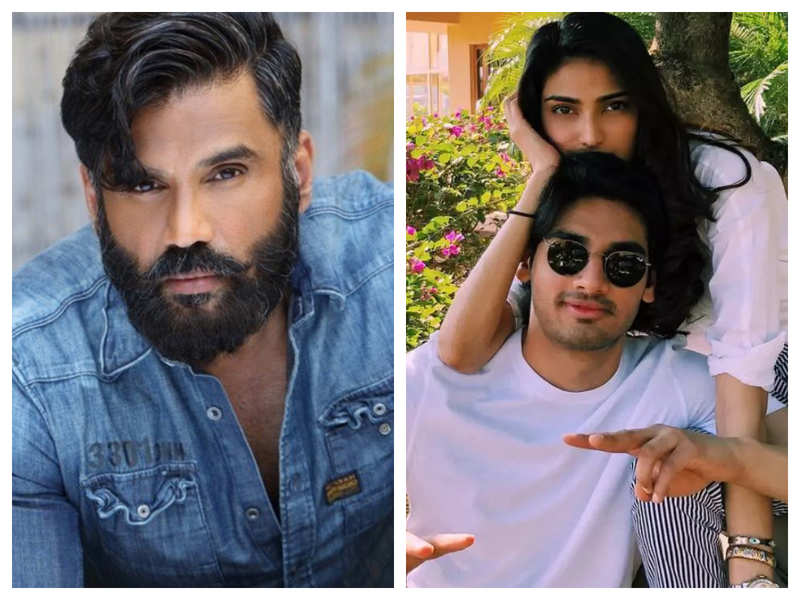 Exclusive! Suniel Shetty on nepotism: Is my son or daughter not allowed to dream of becoming an actor just because their father is an actor?