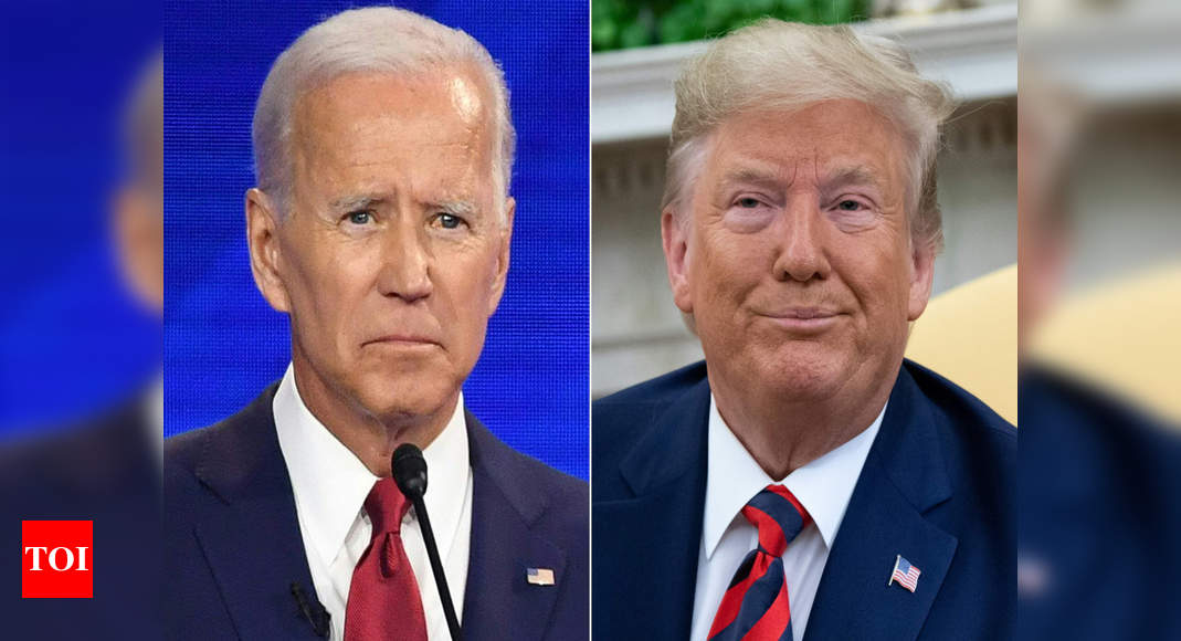 How Us President Elected How United States Of America Elects Its President All You Need To Know World News Times Of India