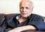News alert: Mahesh Bhatt is doing fine. He hasn't been hospitalised!