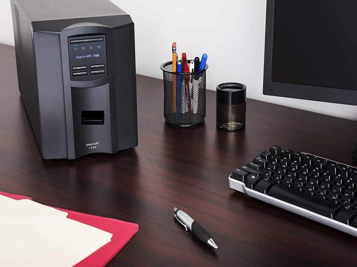 UPS battery backup for PC to combat loss of power | Most Searched Products  - Times of India