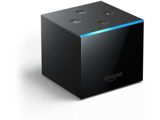 Amazon is offering 17% discount on Fire TV Cube