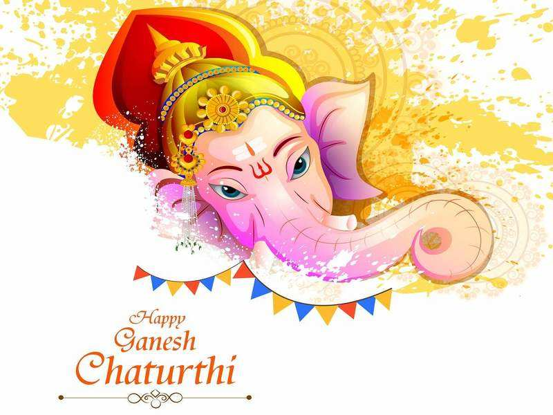 Happy Ganesha Chaturthi 2020 Wishes Images Quotes Status Messages Photos Sms Wallpaper Pics And Greetings Times Of India