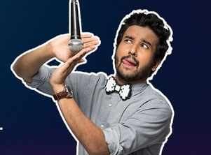 Laugh out loud this Monday with Sahil Shah's fully improvised show