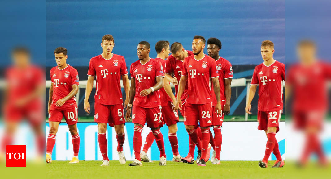 How Bayern Munich Grew Into The Super Club Of German Football Football News Times Of India