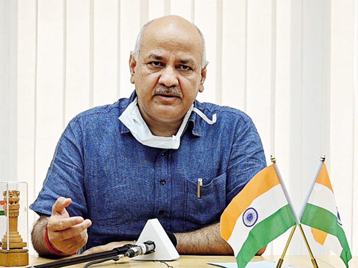 Hold third-party review of learning outcomes in schools: Manish Sisodia |  Delhi News - Times of India