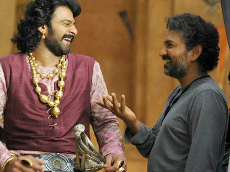 This is the perfect time for Prabhas to portray the role of Lord Ram: SS Rajamouli