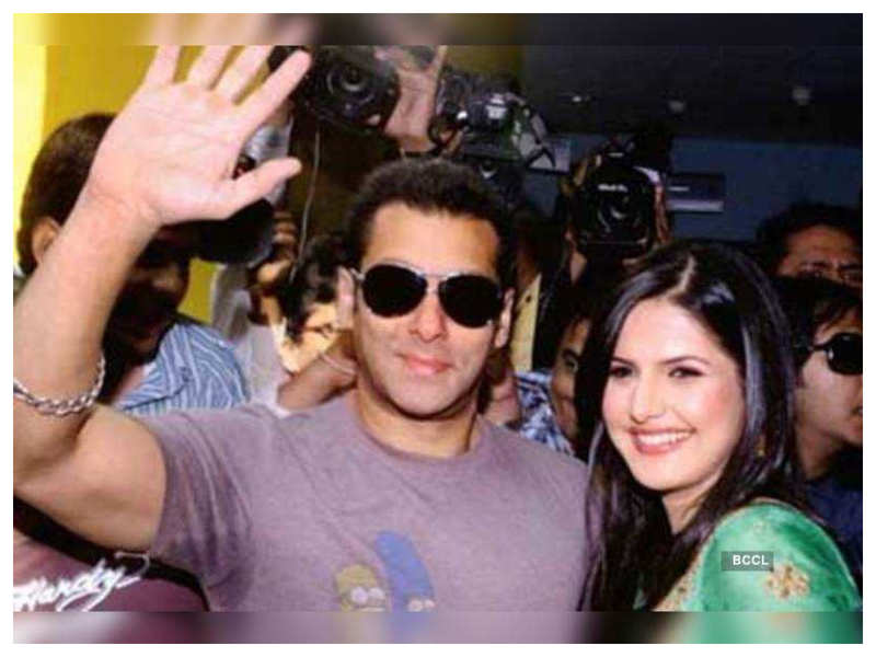 Zareen Khan thanks Salman Khan for making her an actor, clarifies that she did not get all her films because of him
