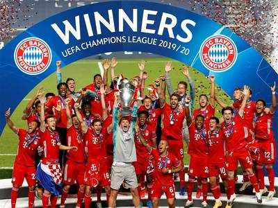 Bayern Munich Fight To Keep Hold Of Champions League Winning Squad Football News Times Of India