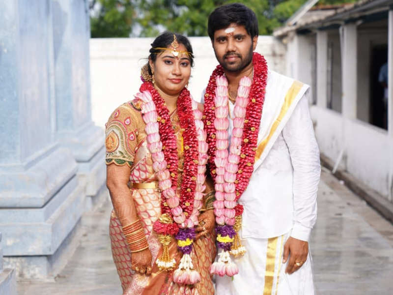 'Metro' actor Sathya gets hitched during lockdown