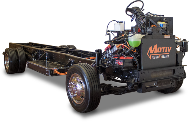 Electric vehicle chassis provider Motiv announces fresh funding