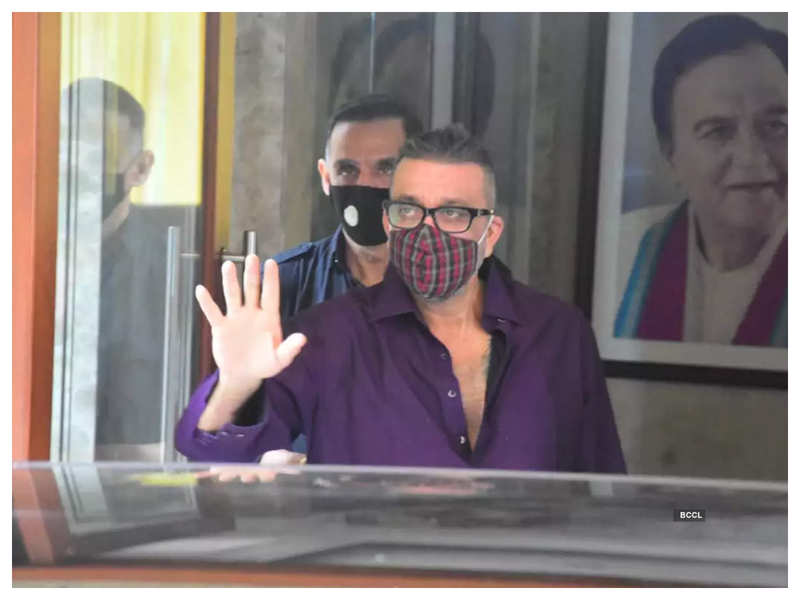 Sanjay Dutt all set to head to the US for medical treatment?