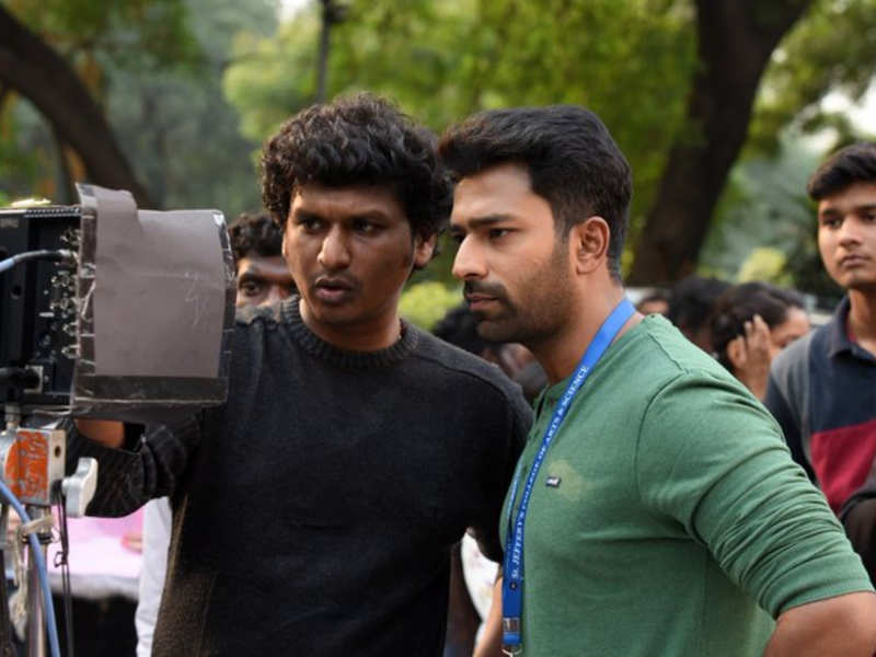 Shanthnu expresses his gratitude to directors for giving him opportunities
