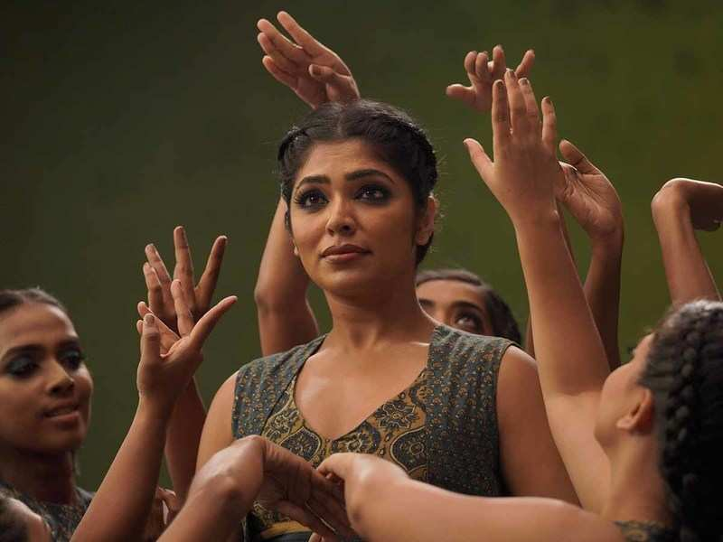 Rima Kallingal's Yamuna conveys message on protecting rivers