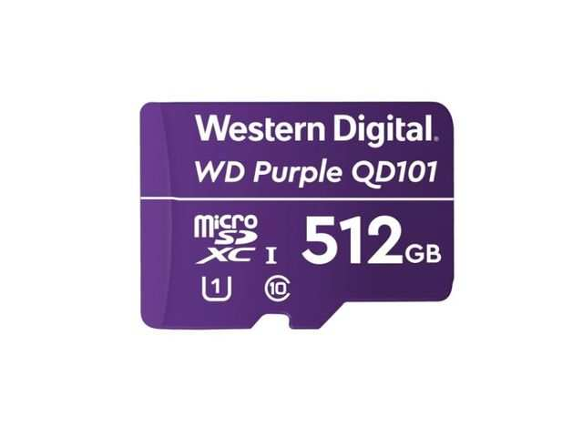 Western Digital launches new WD Purple Ultra Endurance microSD cards in India