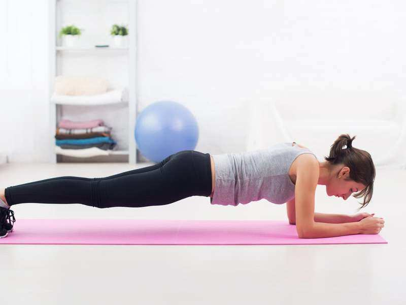 5 body-weight exercises to kickstart your workout - Times of India