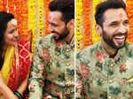 Punit Pathak, Nidhi Moony Singh pictures