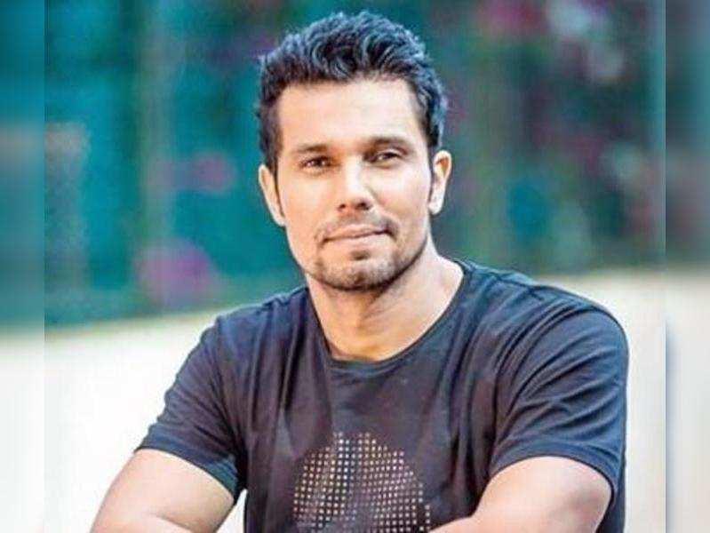 Randeep Hooda is recovering well, says father