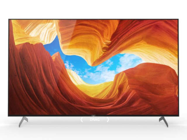 Sony launches Bravia X9000H series of 4K Ultra HD TVs