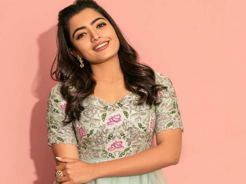 Five times Rashmika Mandanna charmed us with her sweetness   Kannada Movie  News - Times of India