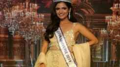 Crowing Moments From Miss Diva Universe | Vartika Singh