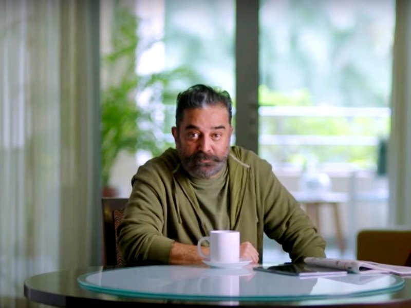Bigg Boss Tamil 4 teaser out; host Kamal Haasan to sport salt and pepper look