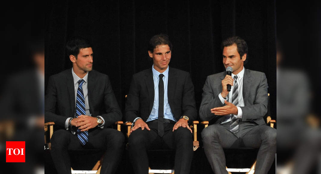 Novak Djokovic Plays Down Rafael Nadal And Roger Federer Absence At Us Open Tennis News Times Of India