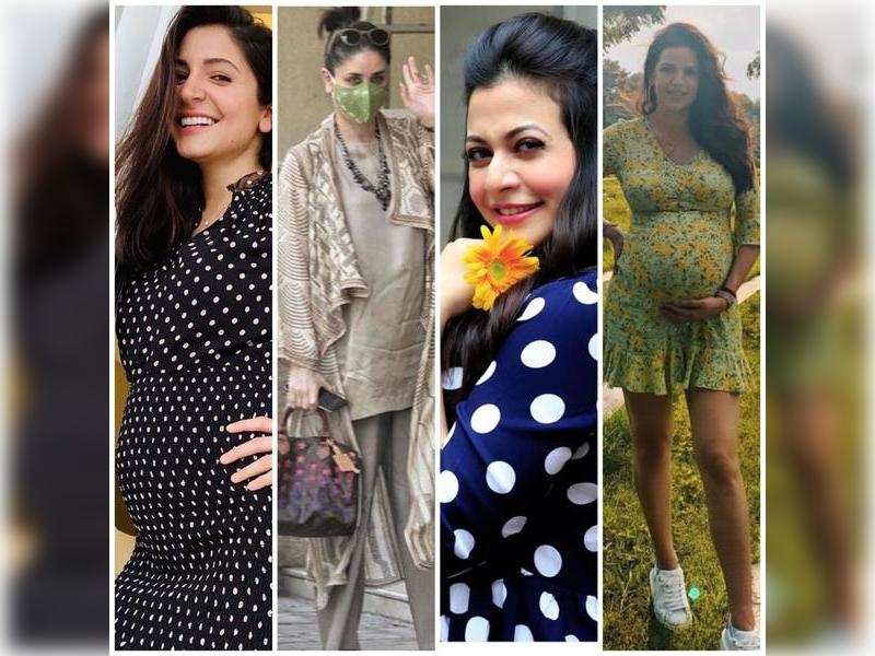 Celeb mommies who have aced the maternity style