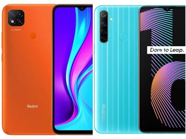 Xiaomi Redmi 9 vs Realme Narzo 10: How the two entry-level phones from arch rivals compare