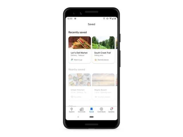 Google rolls out new update to Saved tab in Maps; here's what's new