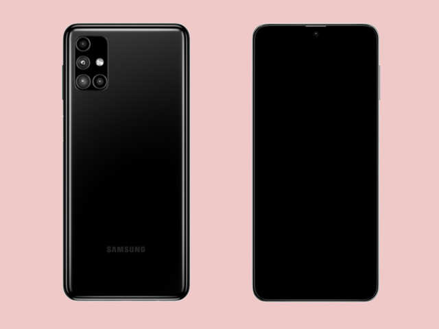 Samsung S Oneplus Nord Rival Galaxy M51 Images Leaked Mobiles News Gadgets Now