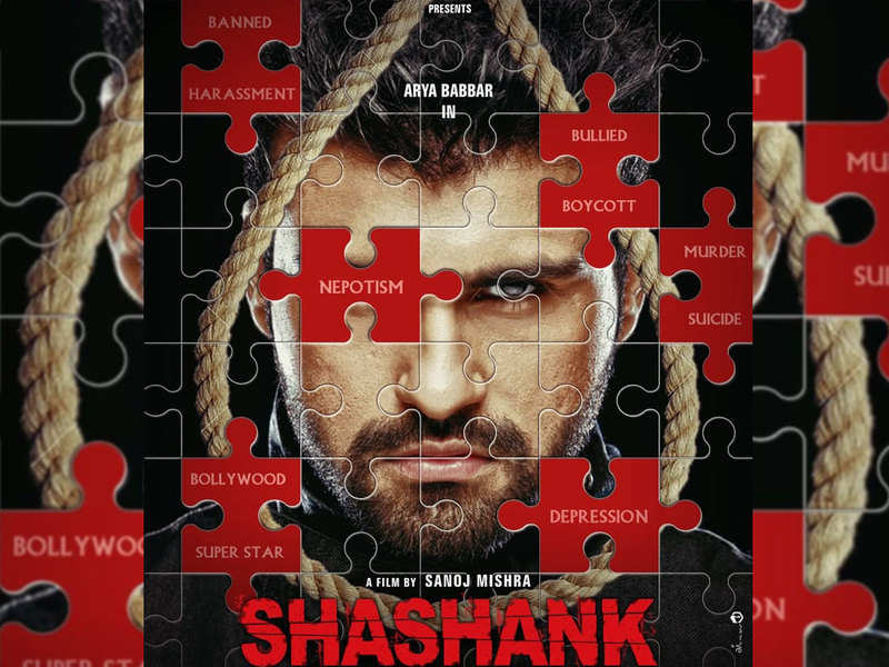 "Exclusive! Aarya Babbar announces his new movie 'Shashank', says, ""It will answer some questions and might raise many"""