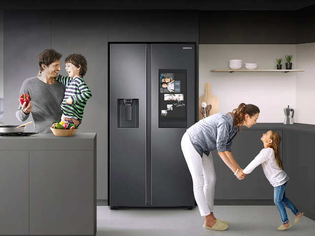 Samsung SpaceMax Family Hub IoT refrigerator will change the way you think of refrigerators