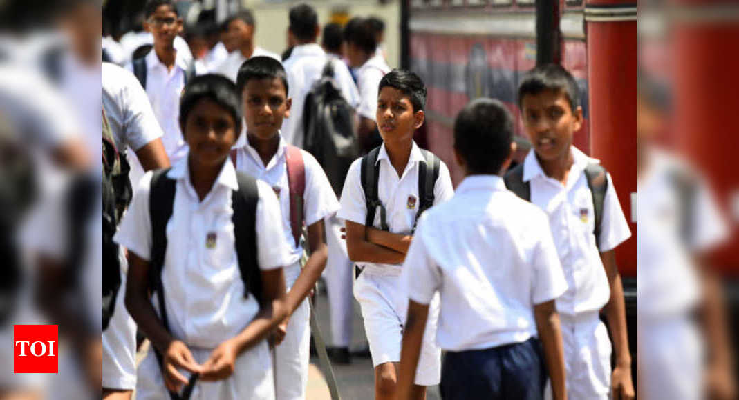 Delhi govt warns private schools against charging beyond tuition fees till schools reopen - Times of India