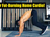 Killer fat-burning home cardio