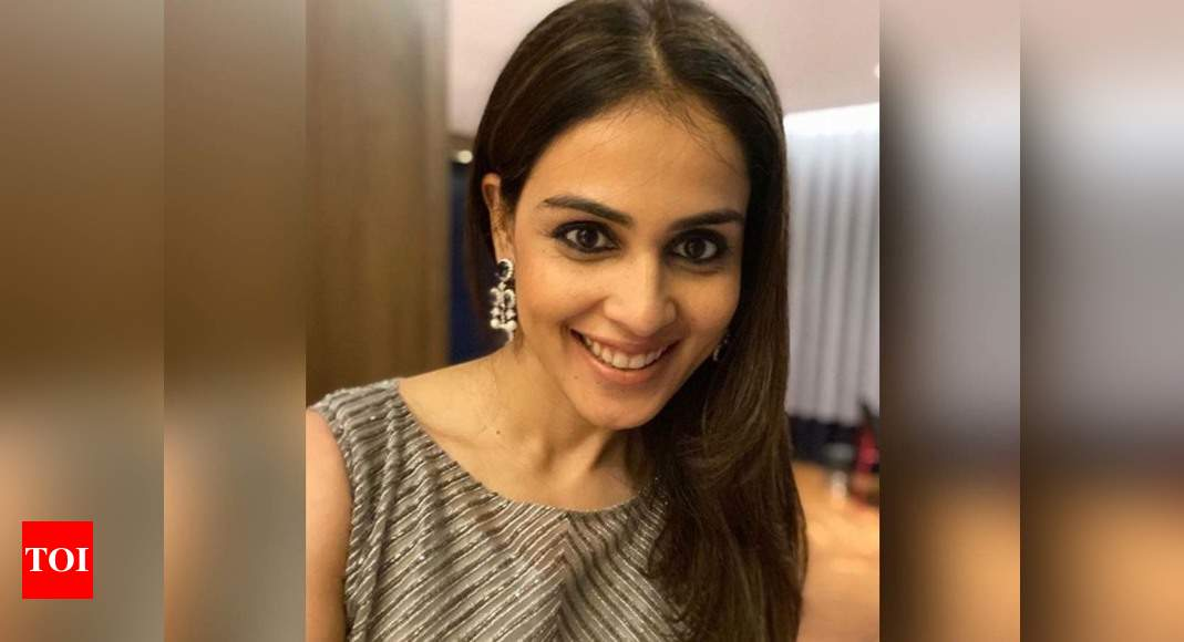 "Exclusive! Genelia D'Souza: ""My COVID-19's 21 days all alone in a separate flat were very tough"" – Times of India"