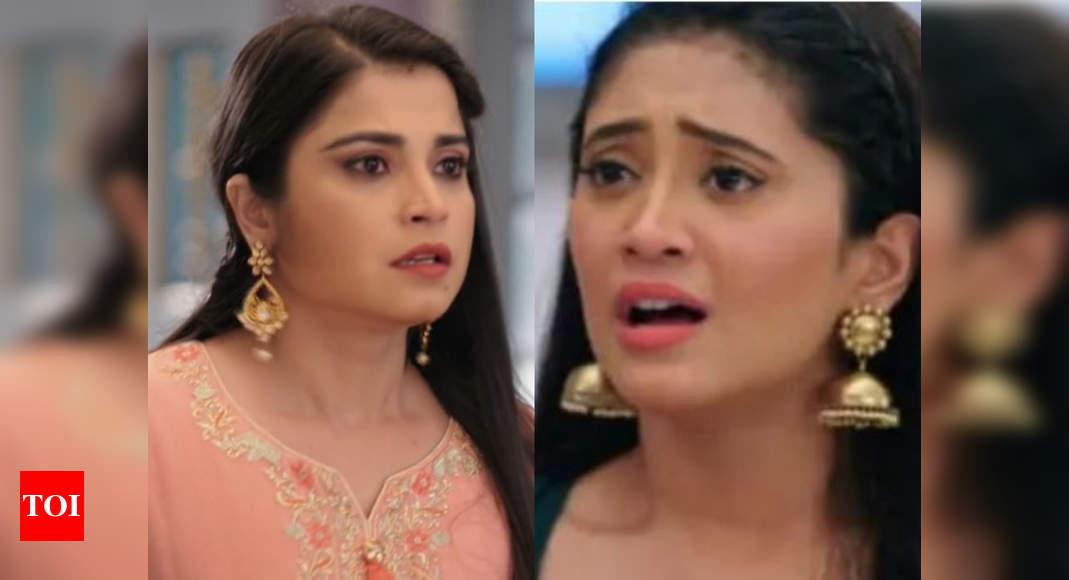 Yeh Rishta Kya Kehlata Hai replace, August 31: Naira sees Aditya with Kirti; worries for her