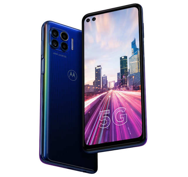 Motorola One 5G with quad camera launched in US