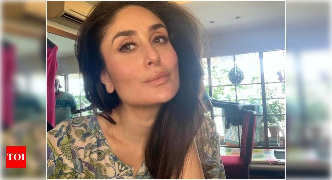 Kareena Kapoor Khan loves to flaunt her no make-up look - Times of India