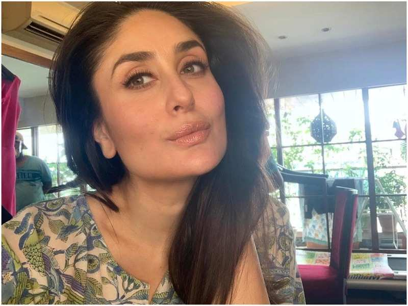 Kareena Kapoor Khan loves to flaunt her no make-up look