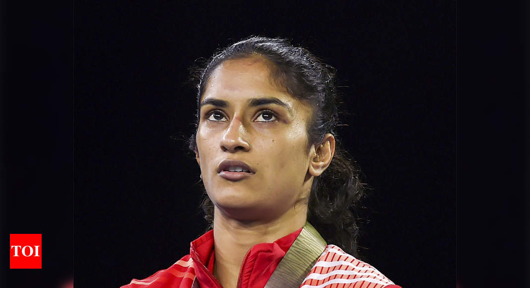 Vinesh Phogat recovers from COVID-19, to remain under isolation as precautionary measure | More sports News – Times of India