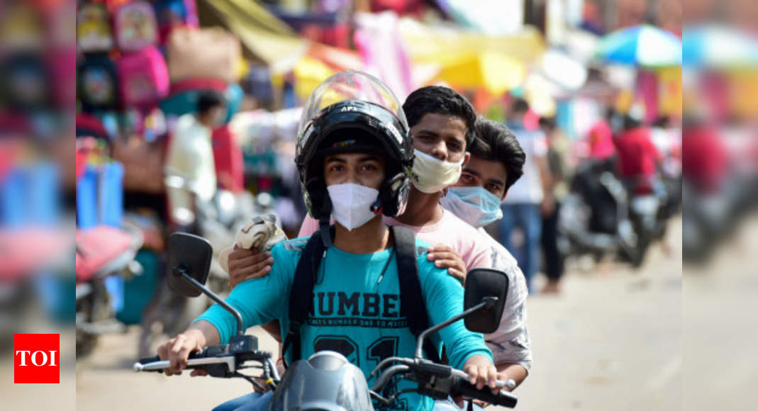Face masks with exhale valves may hamper Covid-19 mitigation efforts: Study