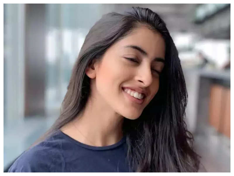 Navya Naveli Nanda opens up about her struggle with anxiety, says she has sought therapy for it