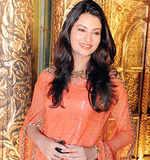 Sayali Bhagat @ wedding reception