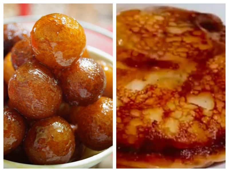 Gulab Jamun Pancake is latest food trend that you need to try