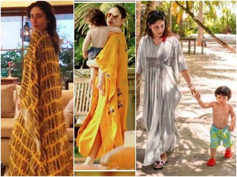 EXCLUSIVE! Kareena Kapoor Khan: I will walk the red carpet one day in a beautiful kaftan