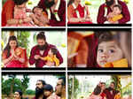 Inside pictures from Yash and Radhika Pandit's son's naming ceremony